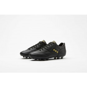 Pantofola d'Oro Epoca Retro Football Boots | Black-Gold