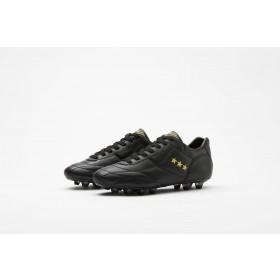 Pantofola d'Oro Epoca Retro Football Boots | Black-Gold SG
