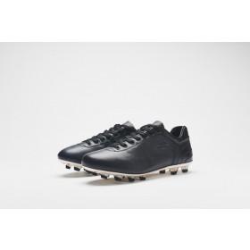 Pantofola d'Oro Lazzarini Retro Football Boots | Black