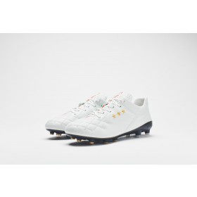 Pantofola d'Oro Superleggera Retro Football Boots | White