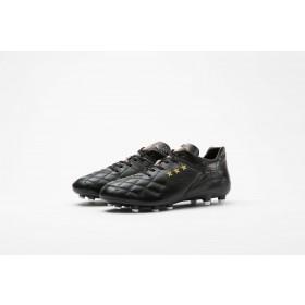 Pantofola d'Oro Superleggera Retro Football Boots | Black