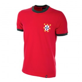 Camiseta retro Portugal años 60