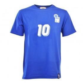 camiseta italia 1994 baggio