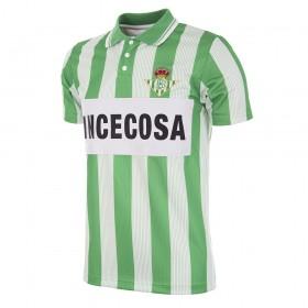 Real Betis 1993 - 94 Camiseta de Fútbol Retro