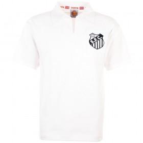 Camiseta retro Santos años 60-70