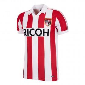 Camiseta Retro Stoke City FC 1981-83