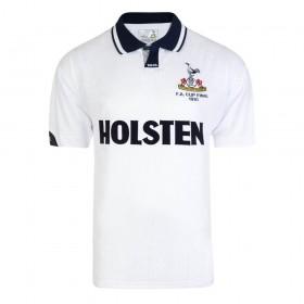 Camiseta Retro Tottenham Hotspur 1991 Final FA Cup