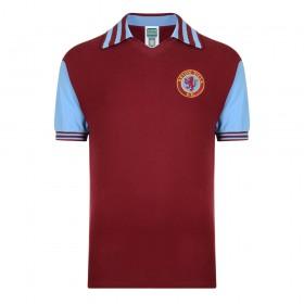 Camiseta Aston Villa 1981