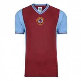 Camiseta Aston Villa 1982
