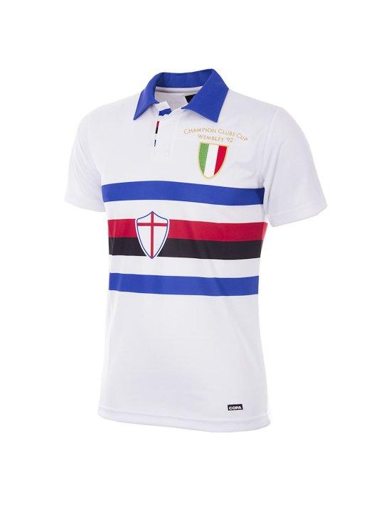 Camiseta UC Sampdoria 1991/92 Away
