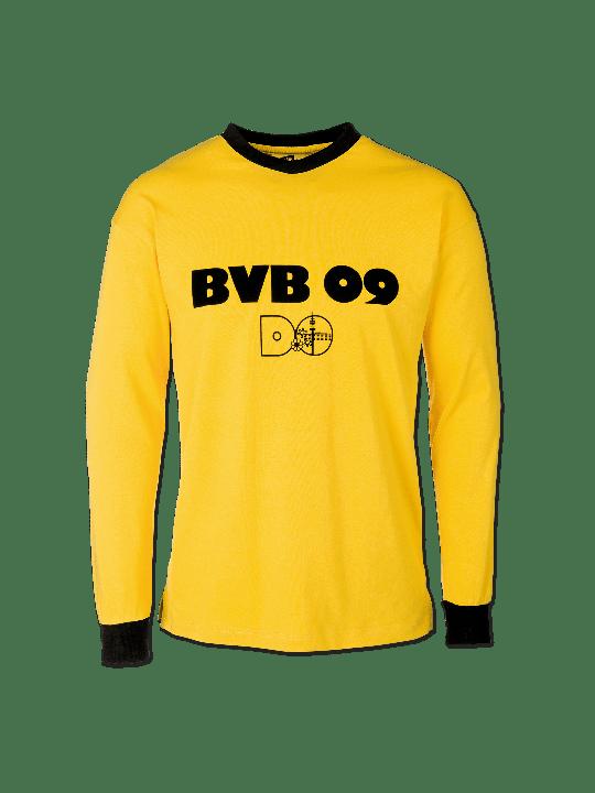 Camiseta Borussia Dortmund 1975-76