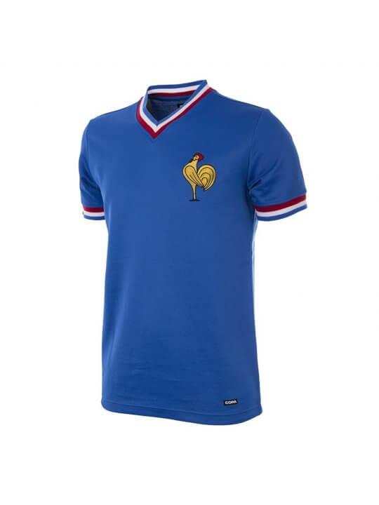 Camiseta Retro Seleccion Francia