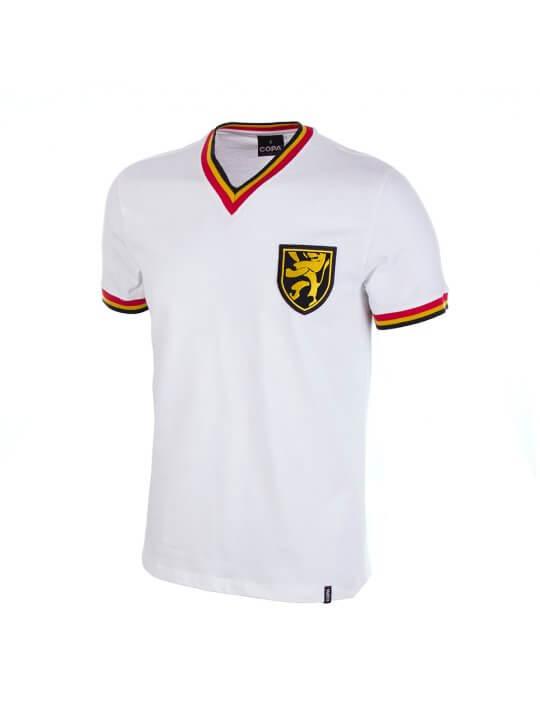 Camiseta Bélgica 2º equipación años 70