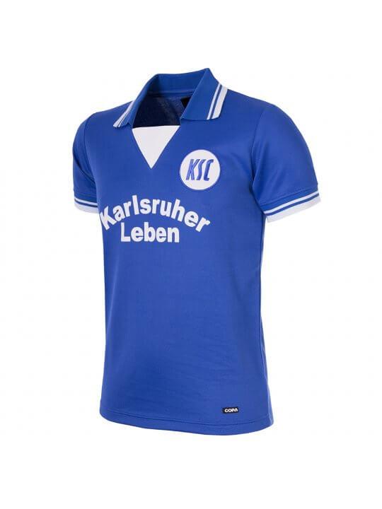 Camiseta Karlsruher 1977/78