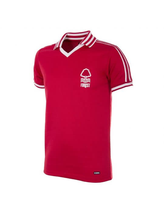 Camiseta Nottingham Forest 1976/77