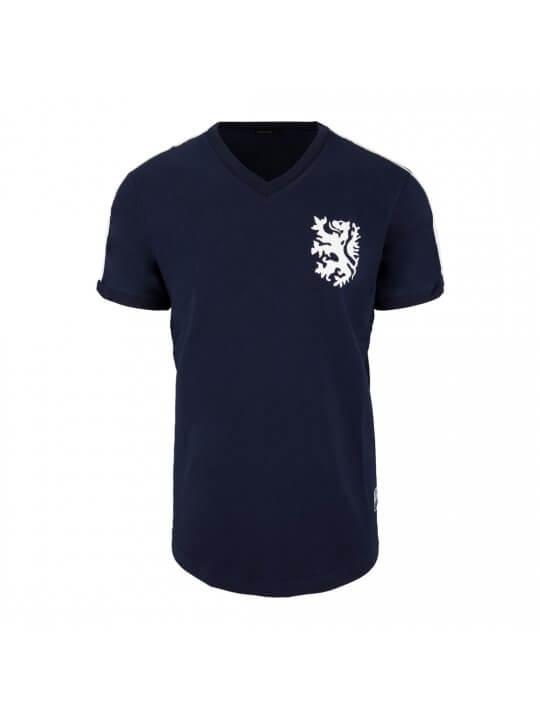 T-shirt Holanda 1974 | Azul