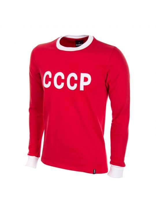 Camiseta CCCP (URSS) años 70