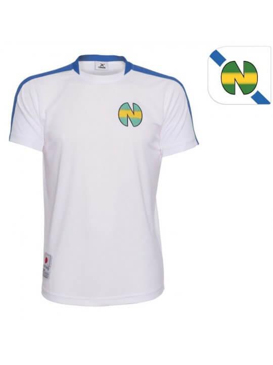 Camiseta New team azul. Tsubasa Ozora