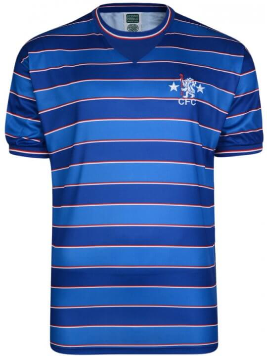 Camiseta Chelsea 1983-84