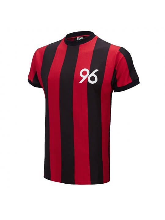Camiseta Hannover 96 1972/73