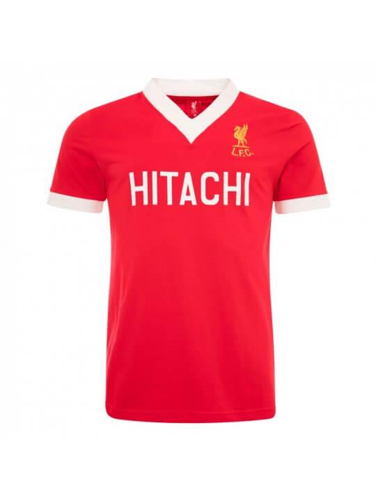 Camiseta Liverpool 1977-78