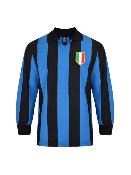 Camiseta retro Inter de Milan 1963/64