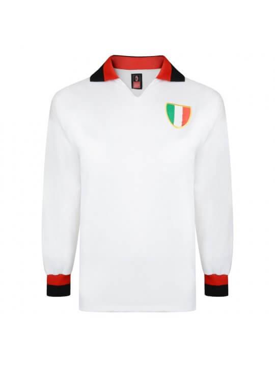 Camiseta AC Milan 1962/63 | Visitante