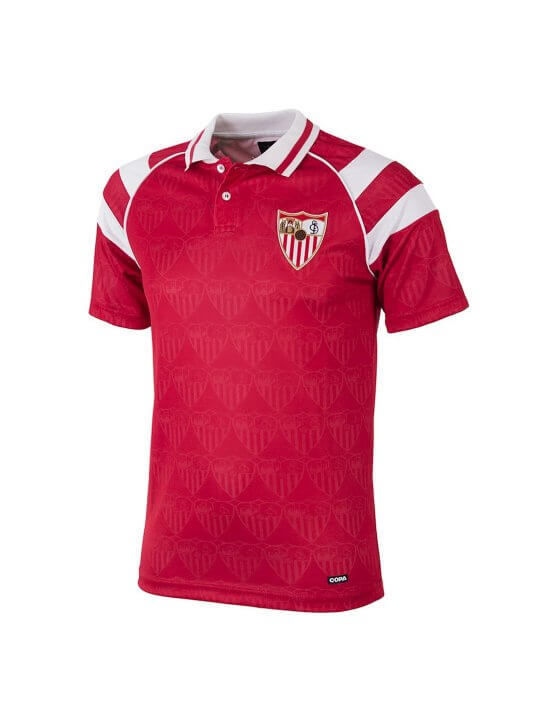 Camiseta vintage Sevilla FC 1992 - 93 Visitante