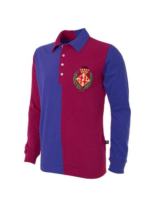 camiseta vintage barcelona