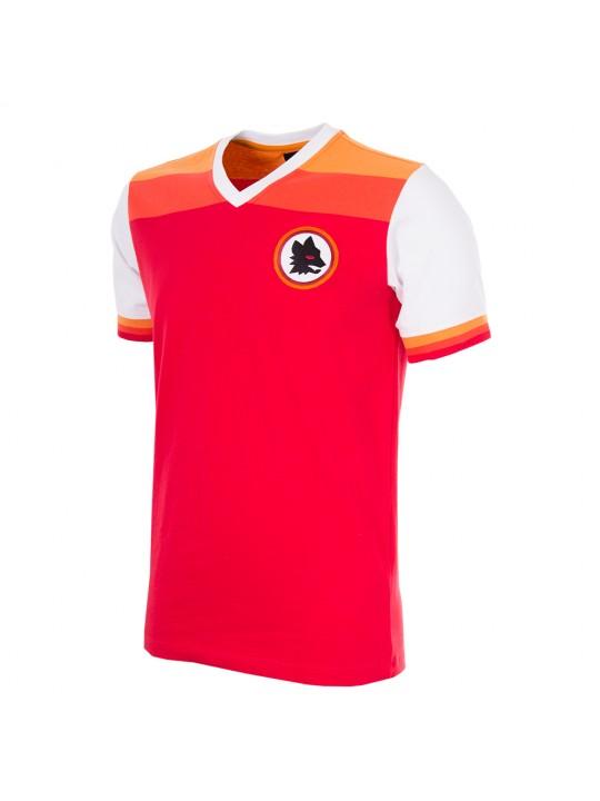 Camiseta AS Roma 1978-79