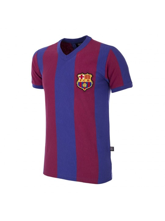 Camiseta FC Barcelona 1955/56