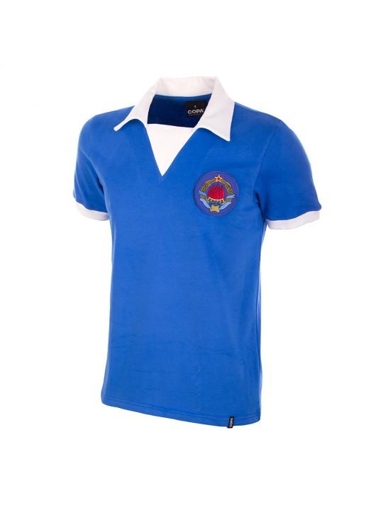 camiseta retro jugoslavia