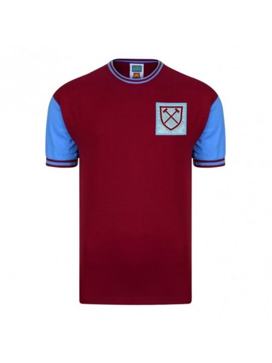 Camiseta West Ham 1965/66
