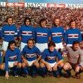 Camiseta vintage UC Sampdoria 1975/76