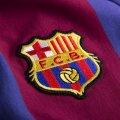 Escudo camiseta retro Barcelona