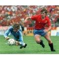 Butragueño en el Mundial 86