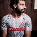 Camiseta Liverpool 1989/90 | Visitante | Salah