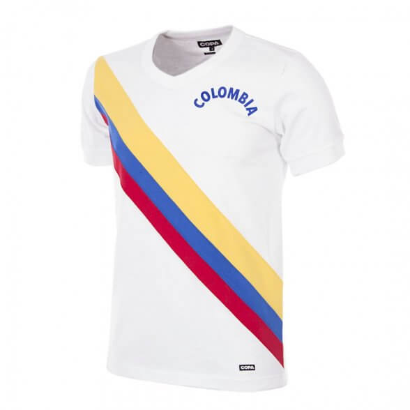 Camiseta Colombia 1973