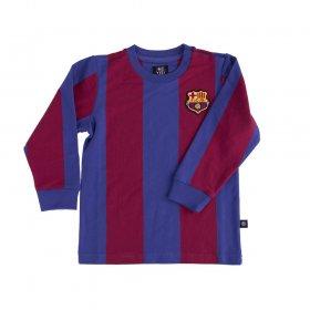 Camiseta retro FC Barcelona Niño