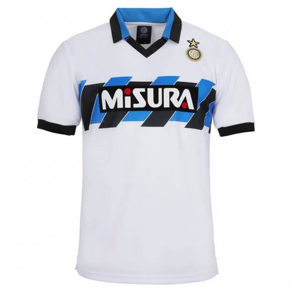 Camiseta retro Inter de Milan 1990/91 Visitante