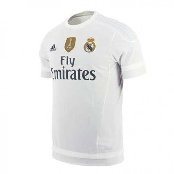 Camiseta Real Madrid 2015-2016