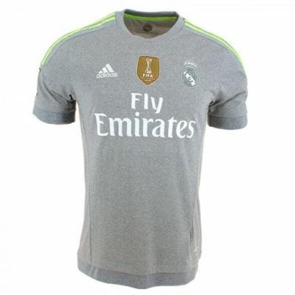 Camiseta Real Madrid 2015-2016 2ºEquipación