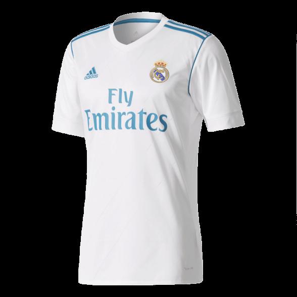 Camiseta Real Madrid 2017-2018