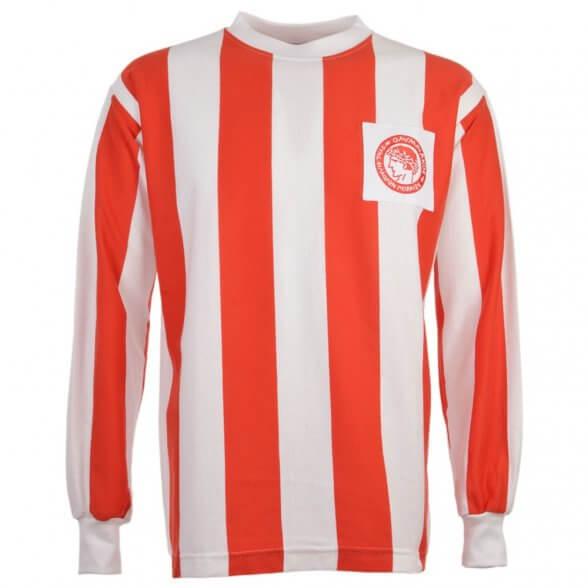 Camiseta Olympiacos años 70