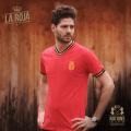 T Shirt España   Emilio Sansolini   Retrofootball