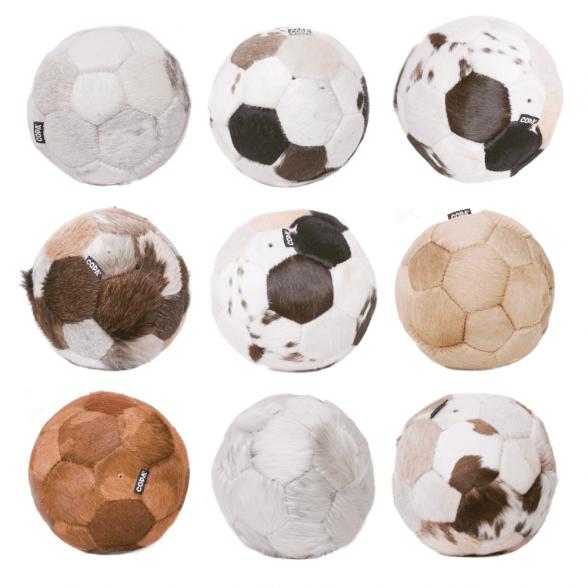 COPA balón de piel de vaca