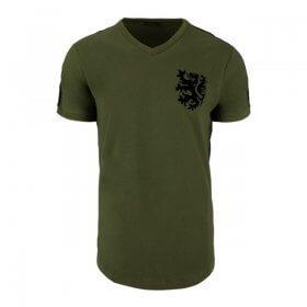 T-shirt Holanda 1974   Verde