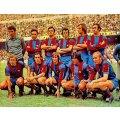 Equipo Barcelona años 70