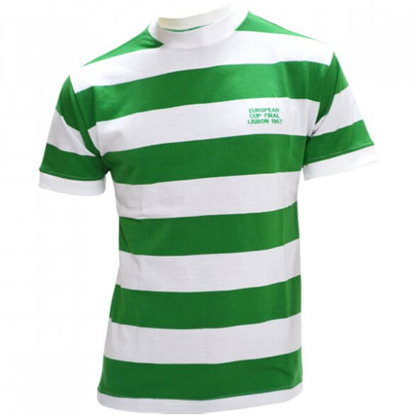 Camiseta Celtic Glasgow 1967