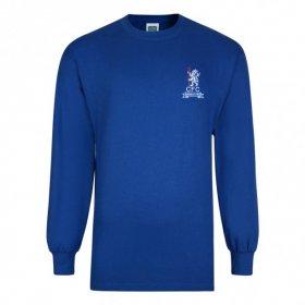 Camiseta Chelsea 1970 - Manga Larga